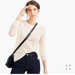 JCrew Italian cashmere sweater